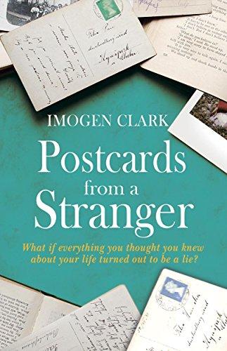 Postcards From a Stranger by Imogen Clark