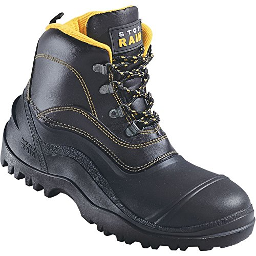 Country Sicherheits-Stiefel S5 EN 345 Schwarz