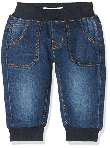 ESPRIT Baby-Jungen Jeans RK22012, Blau (Stoned Denim 475), 74