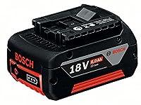 Bosch 18V 6.0Ah-Battery Technology: Lithium Battery