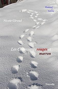 Les chaussures rouges et marron (Après la guerre t. 2) par [Giroud, Nicole]