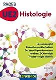 PACES UE2 Histologie - Manuel, cours + QCM corrigés