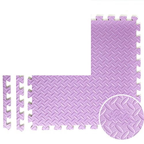 Door mat,Gate pad,Thicken,[child],Bubble pad,Mosaic crawl mat,Bedroom non-slip floor mat-E 60x60x2.5cm(24x24x1inch)