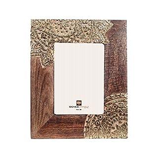 Art Deco Home - Bilderrahmen für Foto 13x18 cm, Holz - 11693SG