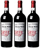 The Original Steak Wine Malbec 2015/2016 Trocken (3 x 0.75 l)