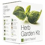 Geschenkbox Kit Kräutergartensaatgut - 6 verschiedene Kräuter zum Züchten -...
