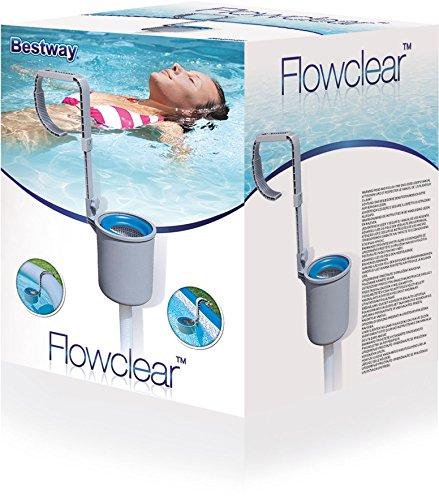 Bestway 58233 pool oberfl chenskimmer sandfilterpumpe test - Bestway pool mit sandfilteranlage ...