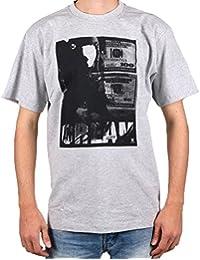Wu Wear - Cream Cover Bill -T-Shirt - Wu-Tang Clan Tamaño XL, Color asignado Grey