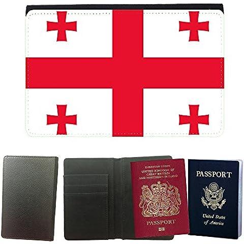 GoGoMobileHot in pelle sintetica a portafoglio da viaggio per passaporto-Custodia/cover/V00001064