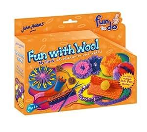 John Adams Fun With Wool