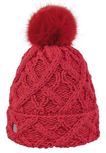 Brekka Smart Living Outdoor BRF15F793HAT YETI PON Trendy Hüte Mützen Einheitsgröße rot