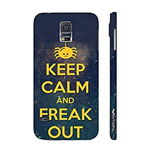 Samsung Galaxy Note Edge FREAK OUT designer mobile hard shell case by Enthopia