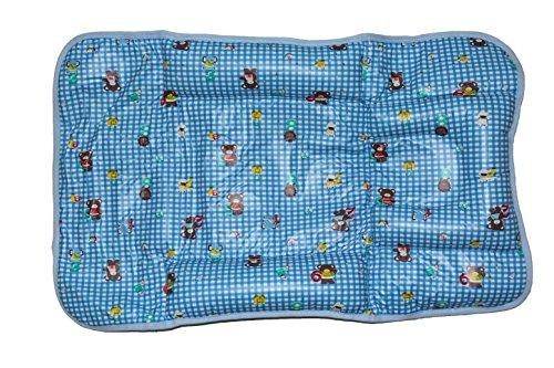 MYBABY Bed Set Fix Pillow 0-12 Months (Blue)