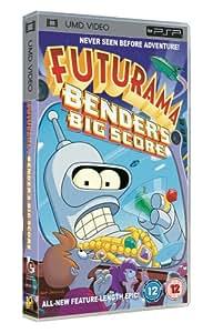 Futurama - Bender's Big Score [UMD pour PSP]