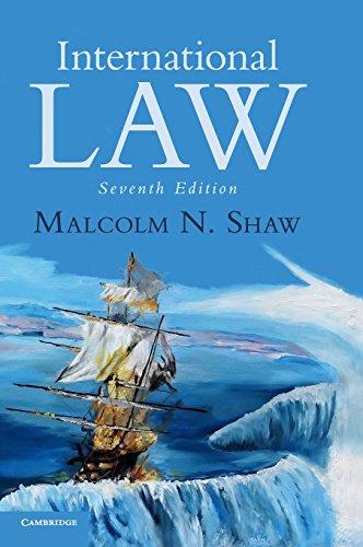 International Law por Malcolm N. Shaw