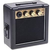 Andoer amp¨¨re della chitarra elettrica altoparlante tono del volume di controllo (PG-3 (12 Guitar Amp)