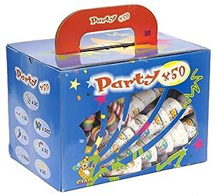 Hello - Caja Cotillón Party Box para 50 Personas