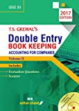 T.S. Grewal's Double Entry Book Keeping  - CBSE XII - Vol. 2: Accounting for Companies