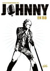 Les chansons de Johnny en BD : Coffret 2 volumes : Tome 1, Cordes sensibles ; Tome 2, Maladies d'amour
