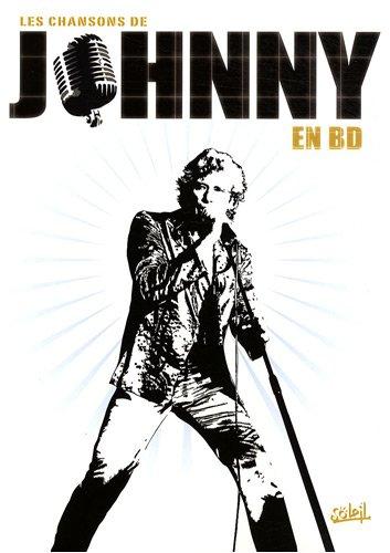 Les chansons de Johnny en BD : Coffret 2 volumes :...