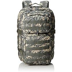 Pack de asalto MOLLE táctico con mochila de patrulla 36L, AT-DIGITAL