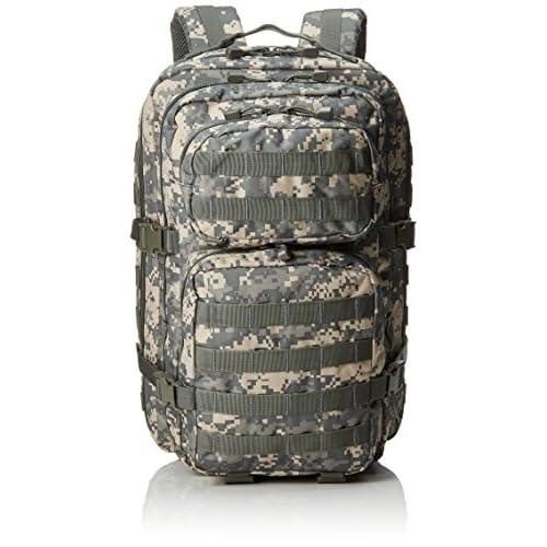 51S1zI8jaLL. SS500  - Mil-Tec 14002608, US Assault Pack / Rucksack Approx., 20 Litre Military / Outdoor / School