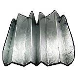 Chytaii Auto Vorhänge Auto Sonnenschutz Sonnenblende Auto Aluminium Folie Windschutzscheibe 140*70CM