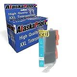 Premium Druckerpatrone Kompatibel für Canon CLI-526C XL Cyan Blau
