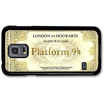 Harry Potter Hogwarts Express Platform 9 3/4 Ticket coque pour Samsung Galaxy S5 mini: Amazon.fr