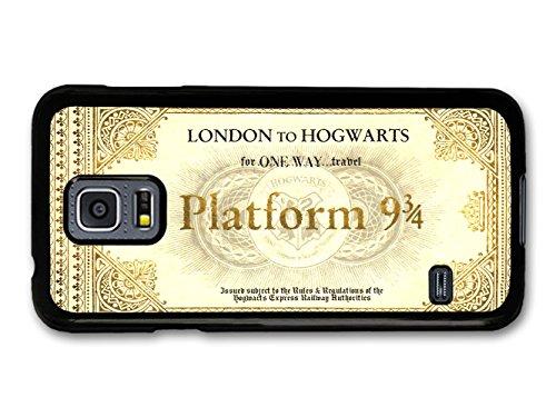 Harry Potter Hogwarts Express Platform 9 3/4 Ticket coque pour Samsung Galaxy S5 mini