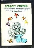 Trésors Cachés - Animaux, Déguisements, Fleurs, Sculptures, Cent Objets Réalisés Avec Des Emballages Métamorphosés Par l' Auteur