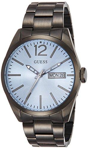 Guess W0657G1 - Reloj con correa de piel multicolor a763a12a5446
