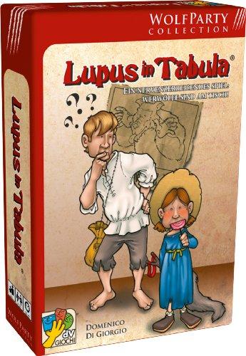 ABACUSSPIELE 69254 - Lupus in Tabula, Kartenspiel