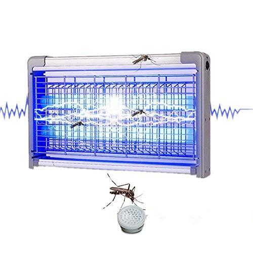 PluieSoleil Lámpara Antimosquitos Electrica 2W Trampa Mosquitos Interior para el Hogar Doméstico