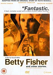 Betty Fisher And Other Stories [DVD] [2002]