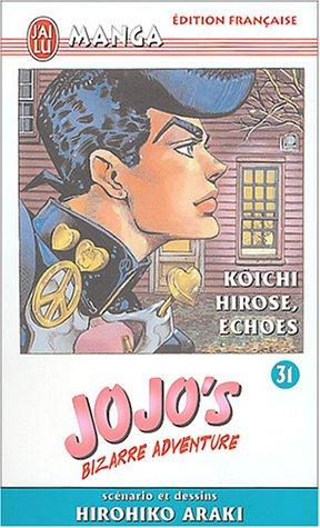 Jojo's Bizarre Adventure, tome 31 par Hirohiko Araki