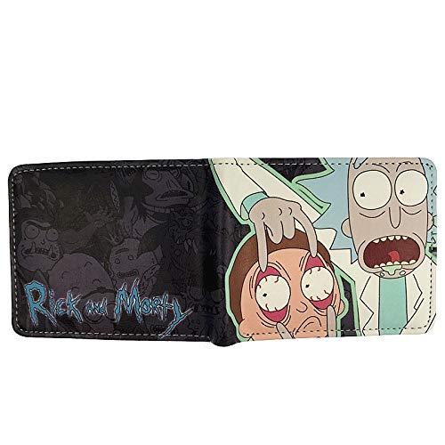 Cartera Rick & Morty Adult Swim