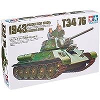 Tamiya 300035059-1:35WWII Russian Battle Tank T-34 / 76, 1942 / 43(3).