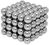 fomagi Starke Neodym Magnete für Magnettafel - 100 Stück 5x5x5mm - für Kühlschrank Pinnwand Memoboard Whiteboard - Mini Magnete - Extra Stark (Kugeln)