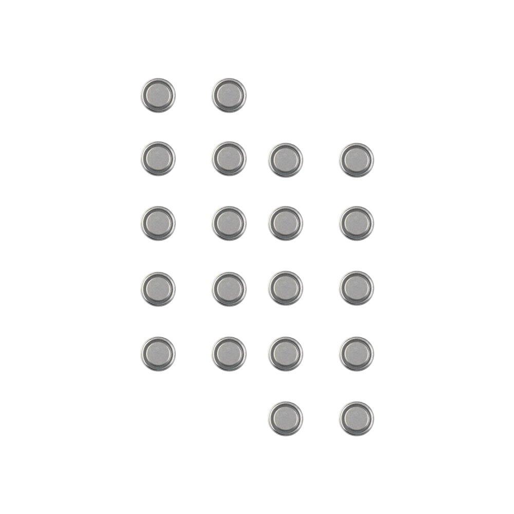 Camelion-Batterie alcaline da 1,5 V, CR2032, LR confezione) - AG0 - 20 unidades