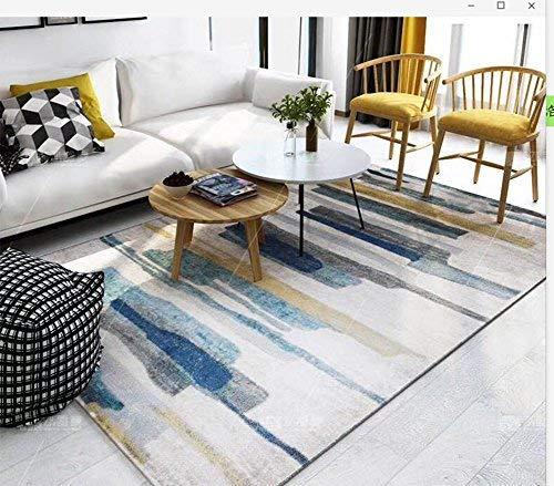 Alfombra área Living dormitorio Piso alfombra alfombra