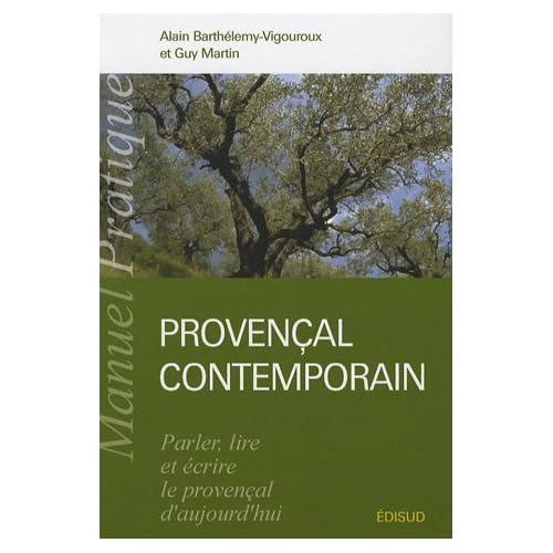 Manuel pratique de provençal contemporain