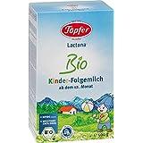 Poterie Lactana lait de suite de bio enfants - à partir de 12 mois, 4 Pack (4 x 500g)