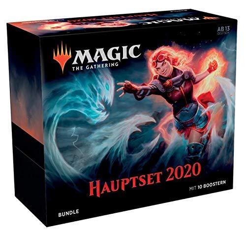 Magic The Gathering MTG - Hauptset 2020 Bundle DE