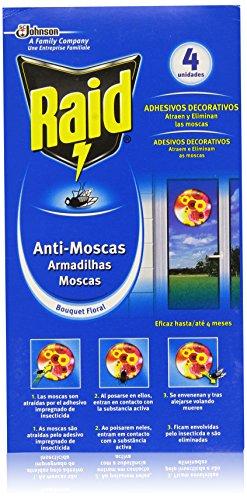 raid-anti-moscas-bouquet-floral-adhesivos-decorativos-4-unidades