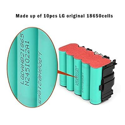 (2 Stück)Xcessory 18v 3,0Ah Li-ion Ersatzakku für Makita 194205-3, BL1830, BL1815, LXT400, BDA350, BDF451, BDF454Z, BDF453SHE, BFR550L, BFR750, BFS450, BGA452, BHP451, BHR241, BTL061