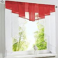 Suchergebnis auf Amazon.de für: rote gardinen: Küche, Haushalt & Wohnen