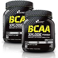 Preisvergleich für Olimp BCAA Xplode Powder Lemon, 2er Pack (2 x 500 g)