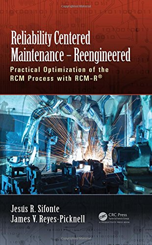 Reliability Centered Maintenance – Reengineered: Practical Optimization of the RCM Process with RCM-R® por Jesus R. Sifonte