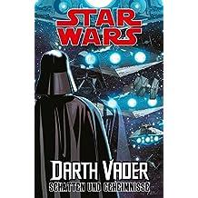 Star Wars Comics – Darth Vader (Ein Comicabenteuer): Schatten und Geheimnisse